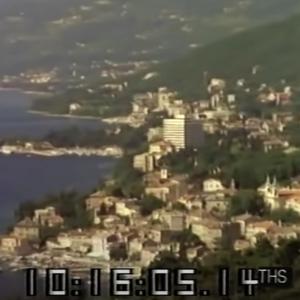 Британска репортажа од 1989 г. за летување во поранешна Југославија