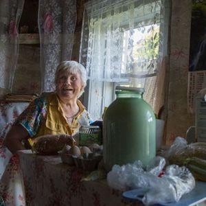 Оваа 73-годишна жена е единствен жител во село во Русија