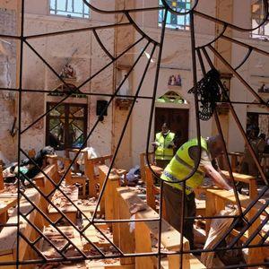 Ето какво остана след атентаторите на кървавия Великден в Шри Ланка