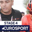 Победителят от Джиро 2017 пред отказване