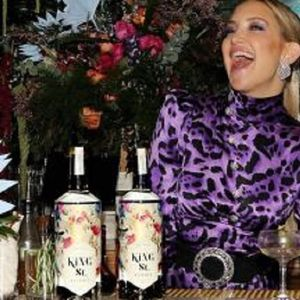 Актрисата Кейт Хъдсън пусна свой бранд водка