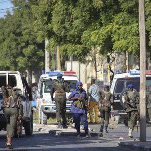 Терористична атака срещу хотел в столицата на Сомалия
