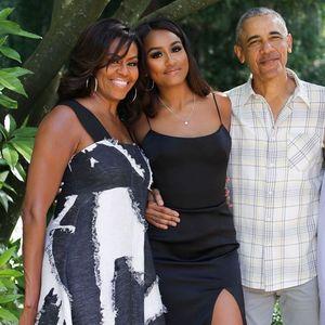 Как семейство Обама прекарва изолацията?
