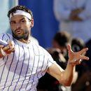 Григор Димитров с победа в последния си демонстративен мач в UTS