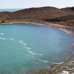 Балхаш- езерото, което е ту сладко, ту солено