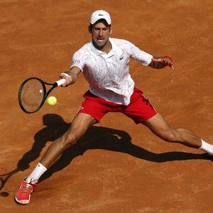 Джокович се класира за осминафиналите в Рим