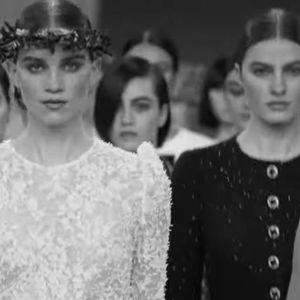 Малобройни, но звездни гости на ревюто на Шанел в Париж