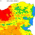 Екстремален индекс за пожароопасност е в сила за територи в 21 области в страната