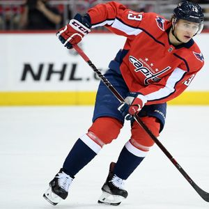 Jakub Vrana's two-year deal gives Capitals flexibility with Nicklas Backstrom, Braden Holtby