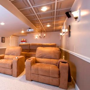 Remodeling your basement? Consider waterproofing, vinyl tiles and extra lights