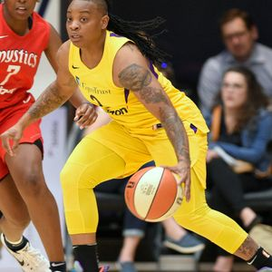 WNBA suspends Los Angeles Sparks' Riquna Williams 10 games for domestic violence