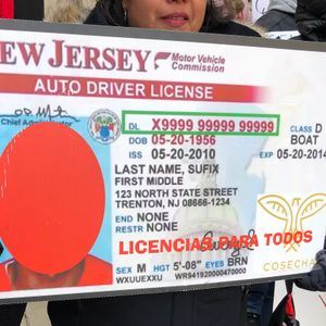 New York allowed driver's licenses for undocumented immigrants. Is New Jersey next?