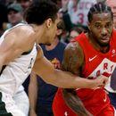 Raptors top Bucks in Game 5 to move to brink of NBA Finals