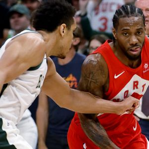 Raptors top Bucks in Game 5 to move to brink of NBA Finals