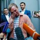 Russian authorities abruptly free investigative journalist Ivan Golunov, drop all charges