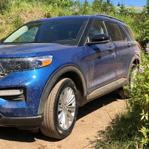 Why the new Ford Explorer has more in common with BMW and Mercedes