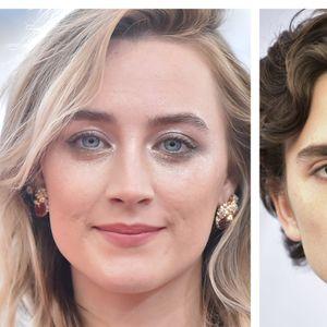 Saoirse Ronan, Timothée Chalamet's 'Little Women' gaze has Twitter fanning itself