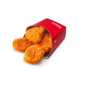 Wendy's spicy chicken nuggets are back, and you can thank Chance the Rapper