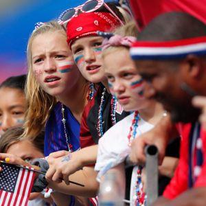 USA vs. France World Cup quarterfinal tickets won't come cheap