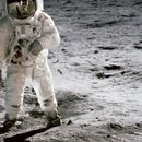 Walking on the moon? 'I don't believe it's true,' NASCAR's Ryan Newman says