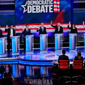 Debate bounce? Trump effect? Who is winning the race for 2020 campaign cash
