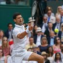 Novak Djokovic tops Roger Federer in epic final to claim fifth Wimbledon title