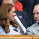 Tennis date! Prince William, Duchess Kate step out for Wimbledon men's final match
