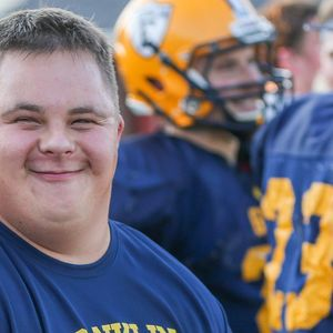Franklin College football GM with Down syndrome lifts team: 'We need him more than he needs us'