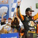 Martin Truex Jr. wins playoff race at Richmond to continue Joe Gibbs Racing dominance