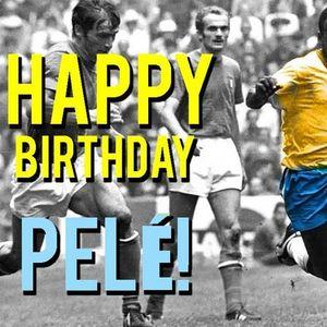 На денешен ден се роди Пеле – магионичарот со топката, идол на секој фудбалер и спортист на векот