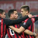 ВИДЕО: Деби гол на Пакета, Милан лесно го надигра Каљари