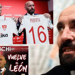 Севиља го претстави Мончи, а тој позираше со дресот на Антонио Пуерта