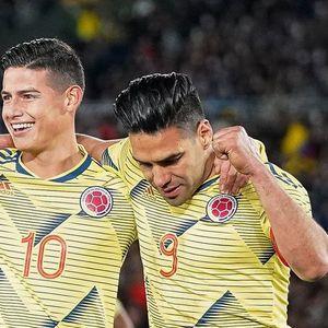 Кеироз дебитираше со победа, Колумбија славеше во Јокохама