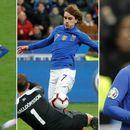 """Франција игра """"магично"""" - пета на Мбапе и генијална завршница на Гризман"""