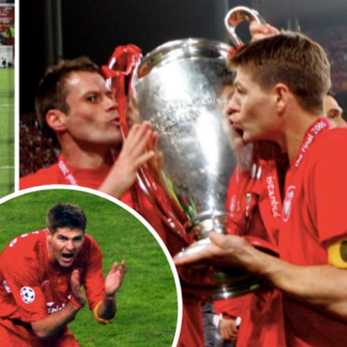 Денот на истанбулското чудо – Милан во солзи, Ливерпул слави лудо!