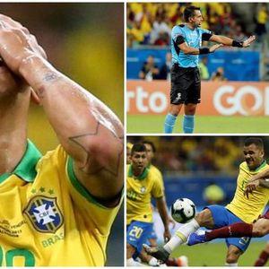 """ВАР поништи два гола на Бразил, """"кариоките"""" само до бод со Венецуела"""