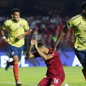 Запата го сруши катарскиот бедем, Колумбија прва се чекира за четвртфиналето