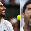 ФОТО: Кирјиос го замоли Федерер една работа пред денешното финале