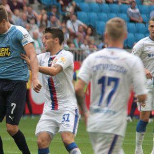 ЦСКА шокирана во Самара, победнички старт на шампионот Зенит