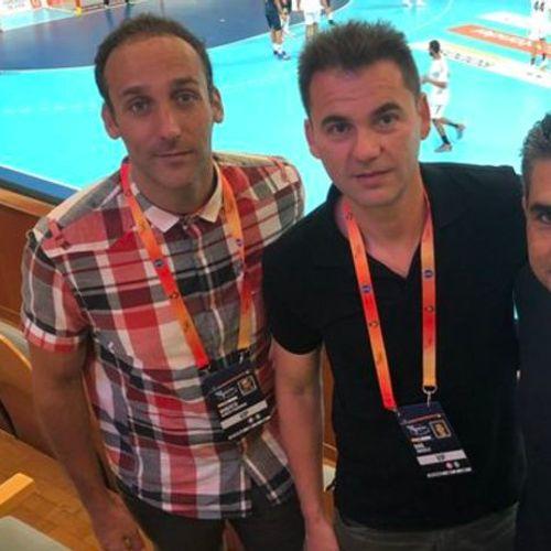Раул и Парондо заедно бараат таленти на младинското СП во Виго