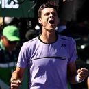 """""""Отсекогаш сум сонувал да го победам големиот Роџер Федерер"""""""