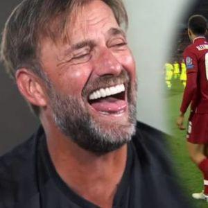 Клоп не можеше да престане да се смее на голот за елиминација на Барса