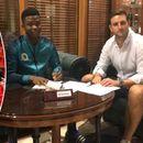 Бутел се засили со кадет на Нигерија, потпиша четиригодишен договор со Јусуф