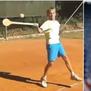 Победникот на УС Опен тренирал тенис со – дрвена лажица!