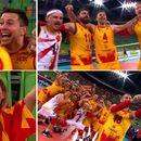 """Одбојкарите прославија со оро, """"Бисер Балкански"""" грмна и во Љубљана!"""