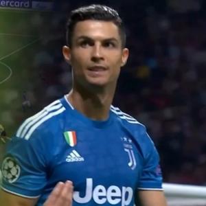 ВИДЕО: Роналдо изведе мајсторија во последната секунда, сантиметар го делеше од супер-гол!