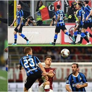 Брозо и Лукаку стрелаа, Милан остана редовен муштерија на Интер