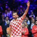 Хрватска остана без капитенот и Карловиќ во пресрет на Дејвис Купот