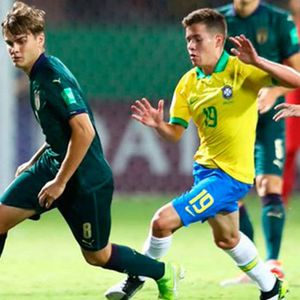 Бразил ја победи Италија и ги комплетира полуфиналните парови на У17 СП