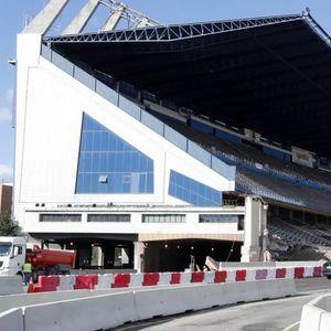 Еве во што се претвори стариот стадион на Атлетико Мадрид
